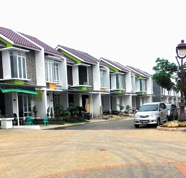 Rumah Karawaci Tangerang cluster Binong 1 RESIDENCE
