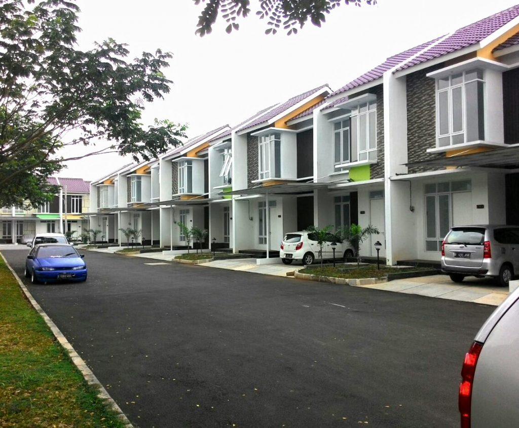 Rumah Tangerang Binong 1 RESIDENCE