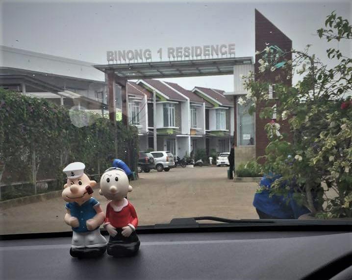 Karawaci rumah Tangerang BINONG 1 RESIDENCE