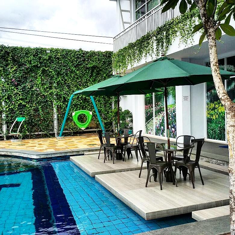 Binong 1 RESIDENCE Rumah Tangerang Karawaci