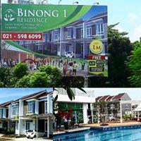 AGUNG 0816803737 Binong 1 Residence Karawaci Tangerang