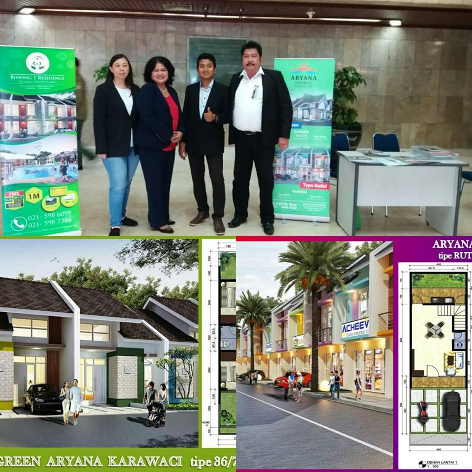 Kartono 0815 952 011 Binong 1 Residence rumah Tangerang
