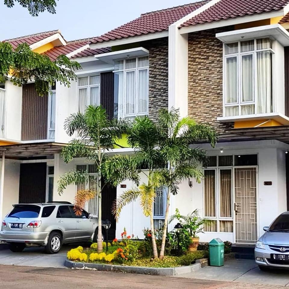 Binong 1 Residence cluster cantik di Karawaci Tangerang