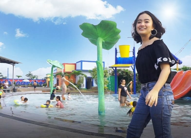 ARYANA AQUAPLAY wisata air di Karawaci Tangerang